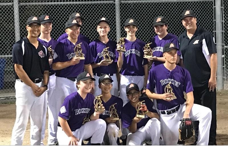 2018 Bantam Champions
