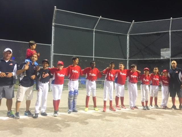 2018 Peewee Champions