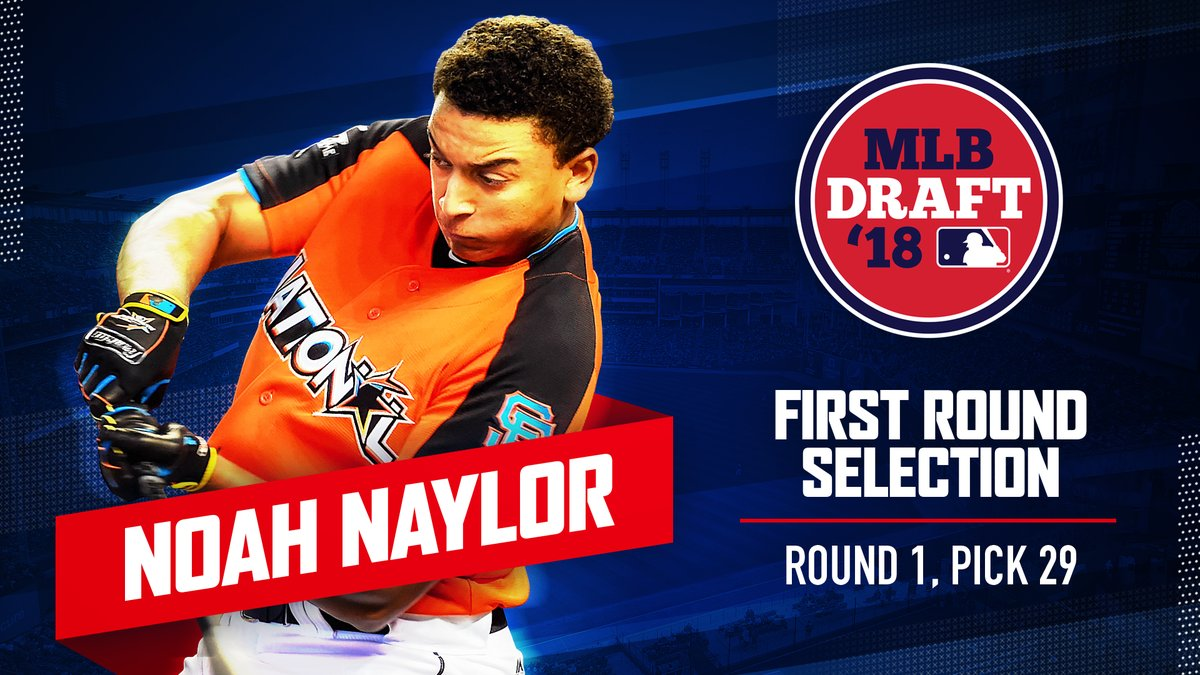 Noah Naylor Drafted Cleveland
